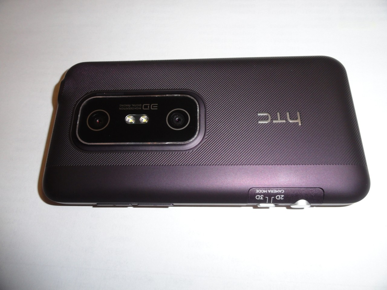 [INFO] HTC Evo 3D Violet ! Dsc00615
