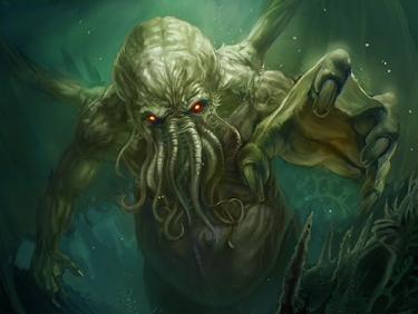 Annant'à HP Lovecraft Cthulh10