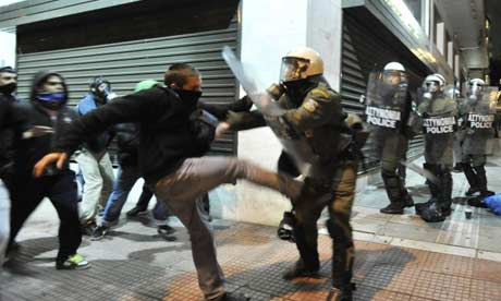 Uk Riots (Photos) Riot-410