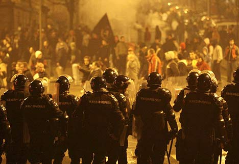 Uk Riots (Photos) Riotr210