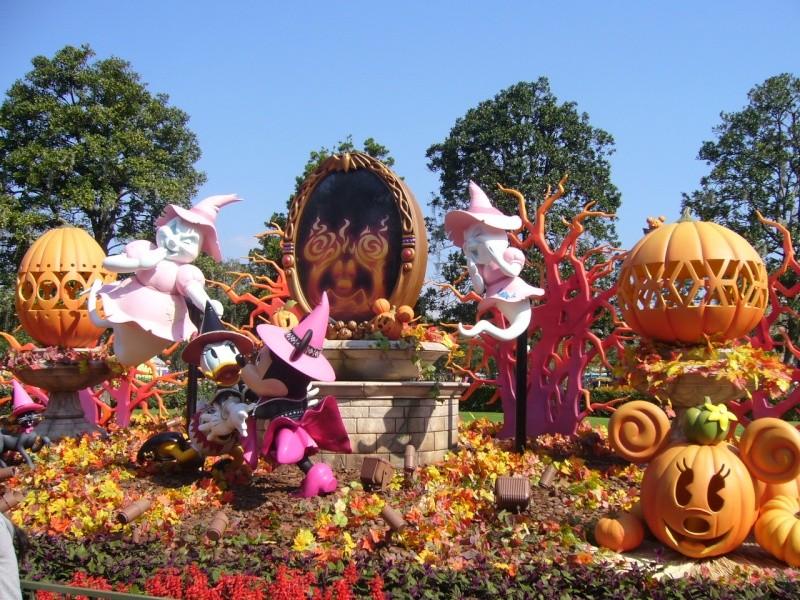 [Tokyo Disneyland] Halloween 2008 P1030311