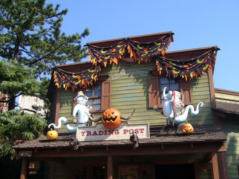 [Tokyo Disneyland] Halloween 2008 P1030410