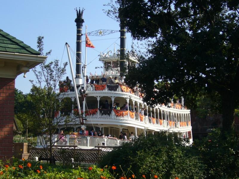 [Tokyo Disneyland] Halloween 2008 P1030411