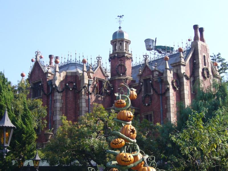 [Tokyo Disneyland] Halloween 2008 P1030412