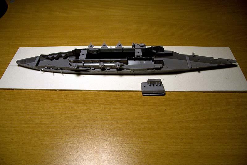 Akagi-1935 -1/700: TERMINE. M3_0610
