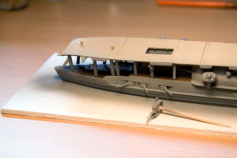 Akagi-1935 -1/700: TERMINE. M4_0110