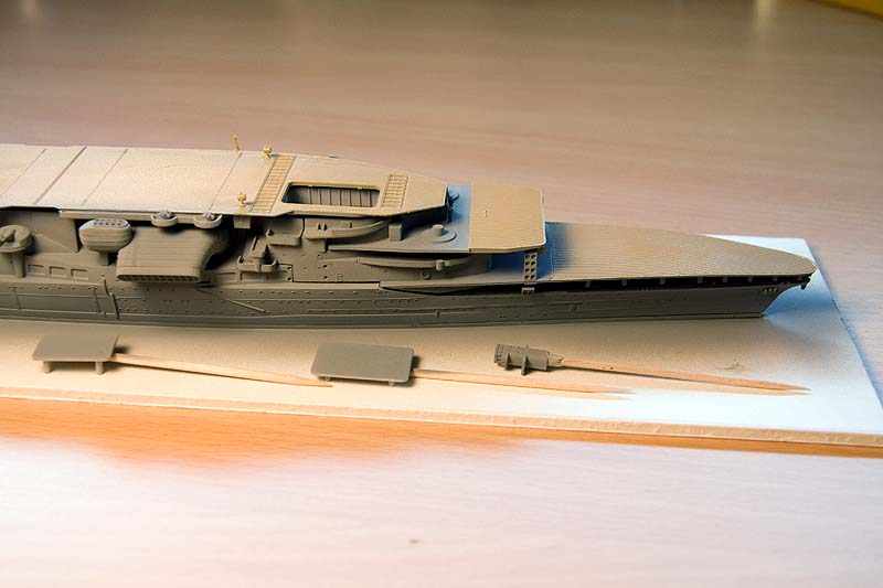 Akagi-1935 -1/700: TERMINE. M4_0211