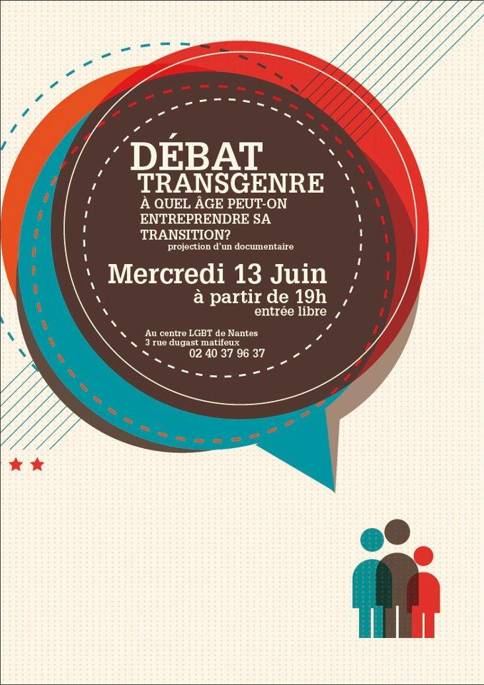 Centre LGBT de Nantes, soirée débat 52255510