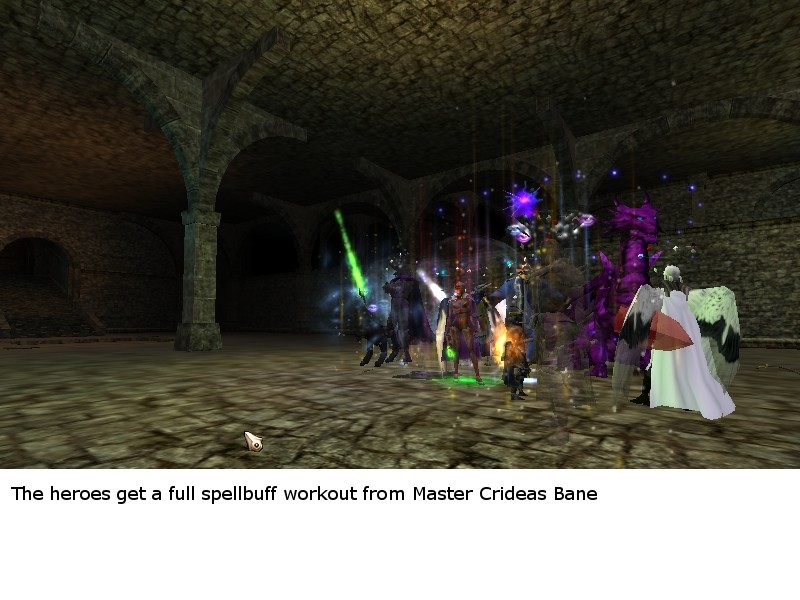 Trace of the Bloodline (DM Event, 27th June 2012) 7postc10