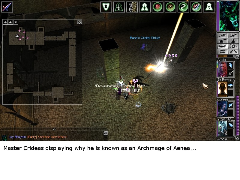 Trace of the Bloodline (DM Event, 27th June 2012) 9postc10