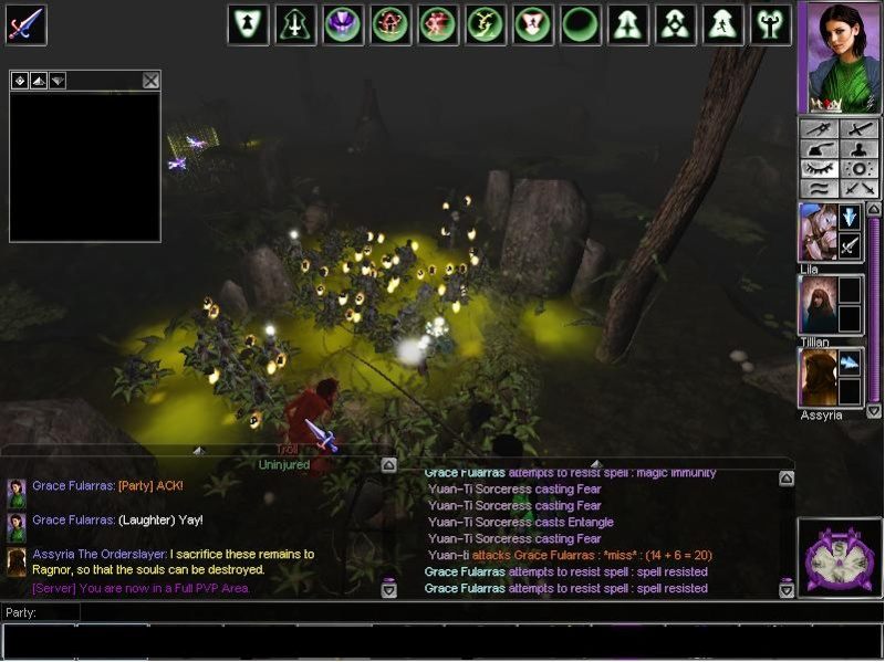 [6/10/2012 @ 6:15pm EST] Spontaneous, low-level hack n' slash event G_swam10