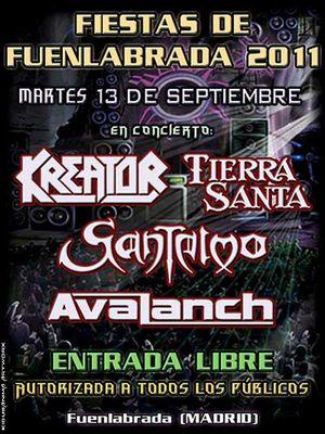 FESTIVAL CON KREATOR + GRUPOS EL 13 DE SEPTIEMBRE EN MADRID! 2011-010
