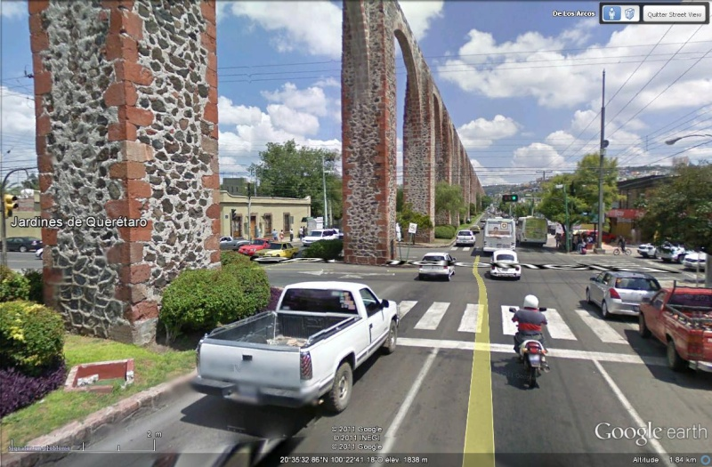 [Mexique] - Aqueduc de Querétaro 211