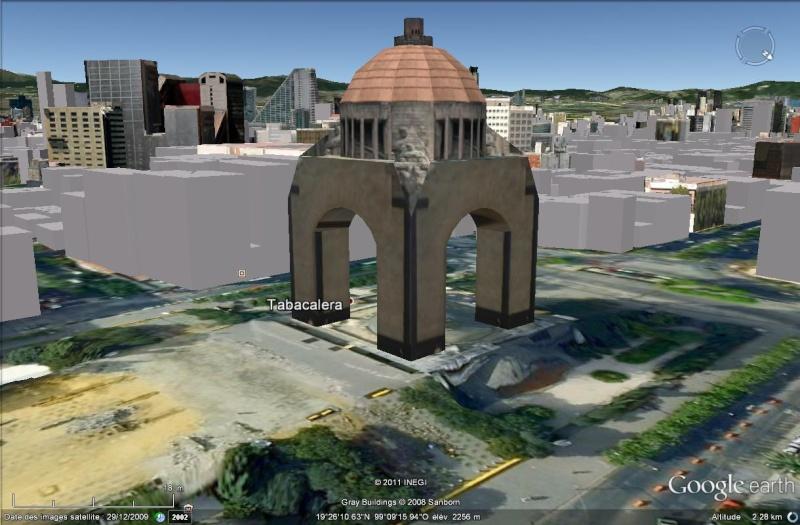 [Mexique] - Monument à la Révolution 3d15