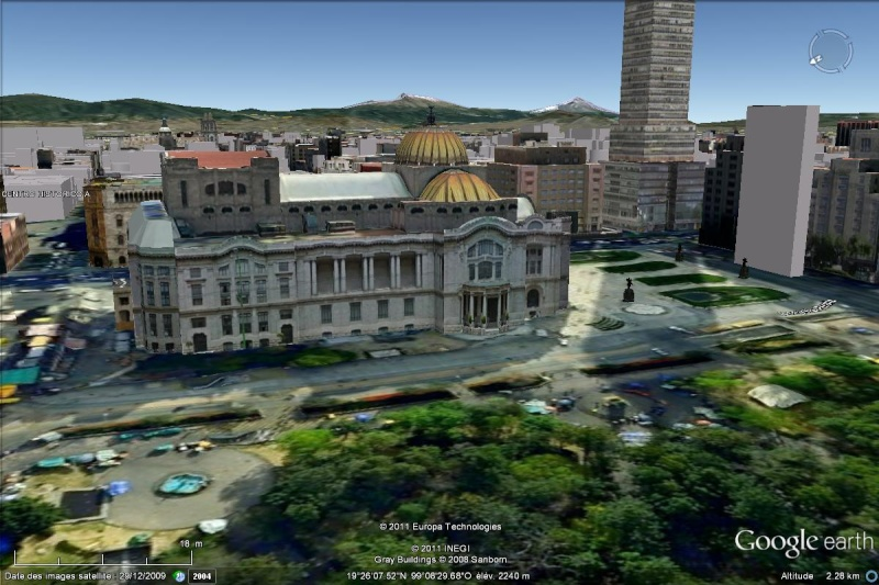 [Mexique] - Palacio de Bellas Artes 3d16