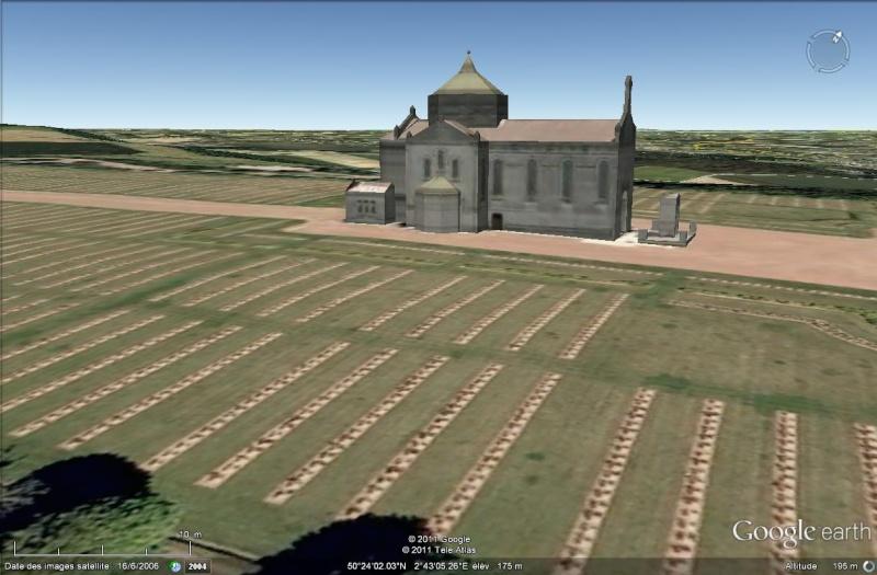 A la découverte des mémoriaux et cimetières militaires - Page 3 3d17