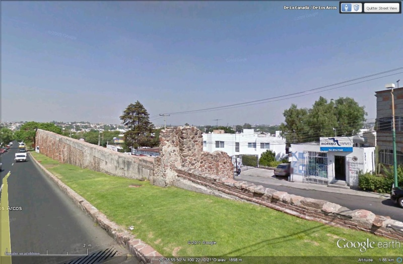 [Mexique] - Aqueduc de Querétaro 510