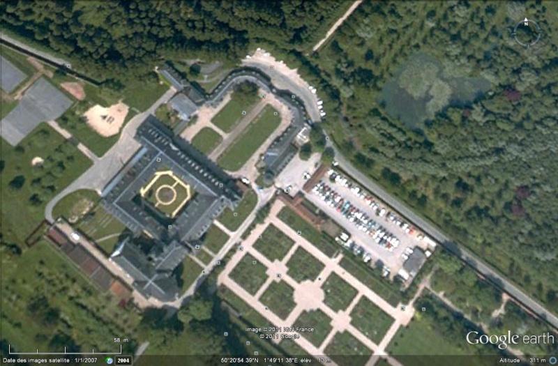 A la découverte de la Somme avec Google Earth Abbaye10