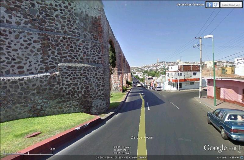 [Mexique] - Aqueduc de Querétaro Acqudu10