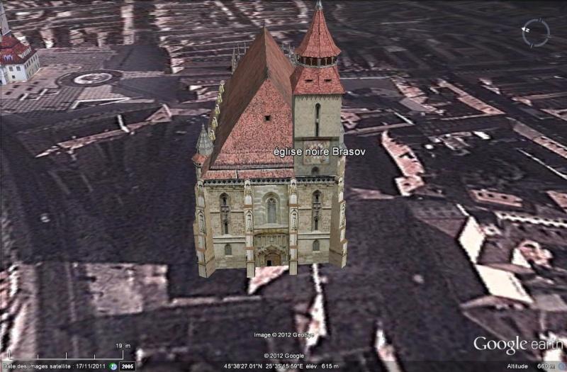 [Roumanie] - L'église Noire de Brașov Aglise14