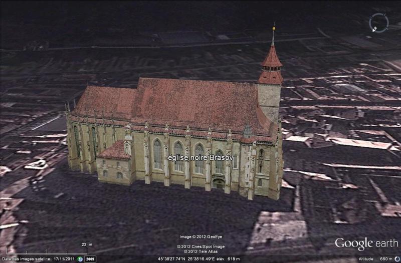 [Roumanie] - L'église Noire de Brașov Aglise15