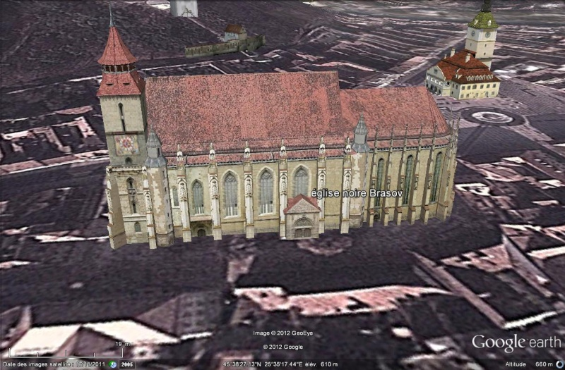 [Roumanie] - L'église Noire de Brașov Aglise16