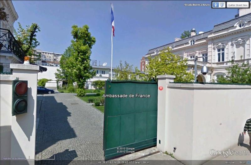 Les Ambassades de France dans le Monde - Page 9 Ambass11