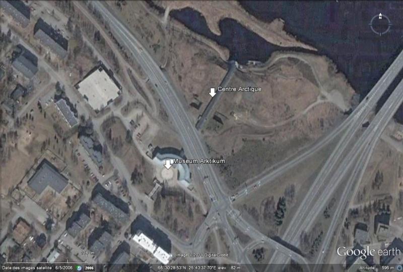 Les musées de FINLANDE Arktik10