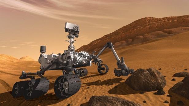 Le Robot Curiosity s'envole pour Mars Articl13