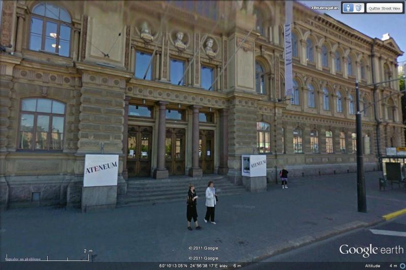 Les musées de FINLANDE Ateneu10