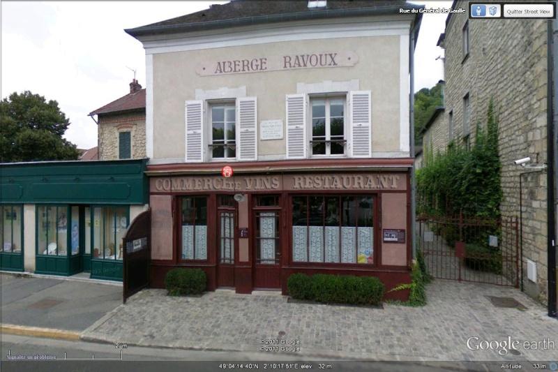 Le Mystère Van Gogh tient Auvers sur Oise en haleine Auberg10