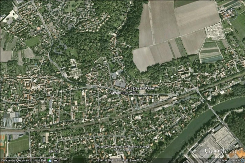 Le Mystère Van Gogh tient Auvers sur Oise en haleine Auvers10