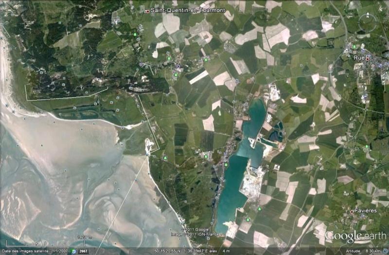 A la découverte de la Somme avec Google Earth Baie_d10