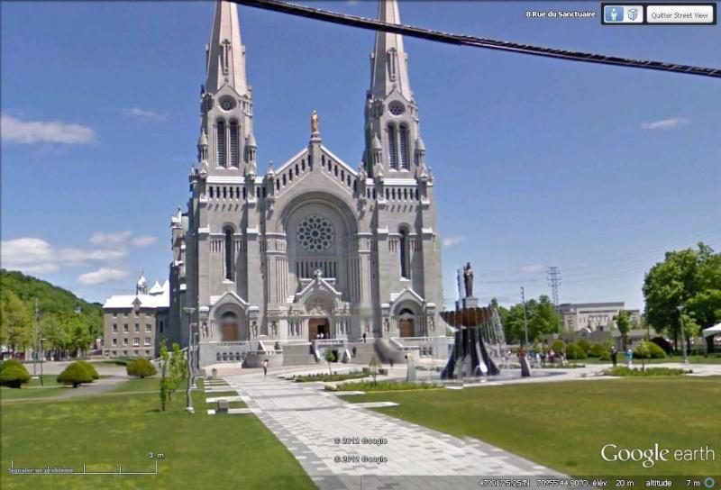 [Canada] - La Basilique Ste Anne -de-Beaupré Basili11
