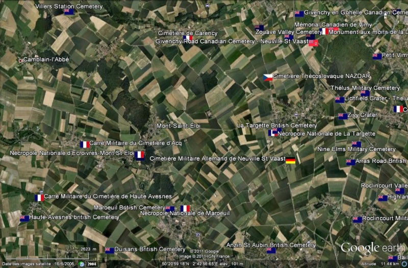 A la découverte des mémoriaux et cimetières militaires - Page 3 Batail10