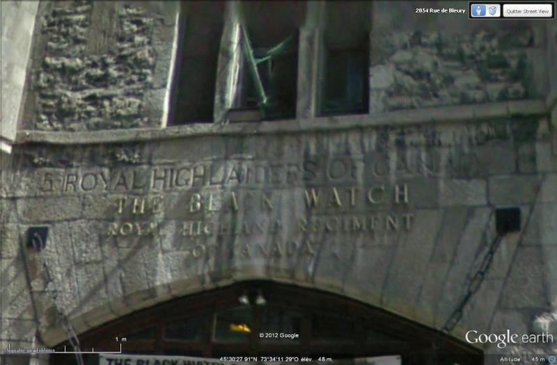 [Canada] - La Caserne du Black-watch, l'un des rares exemples d'architecture militaire à Montréal Black_10