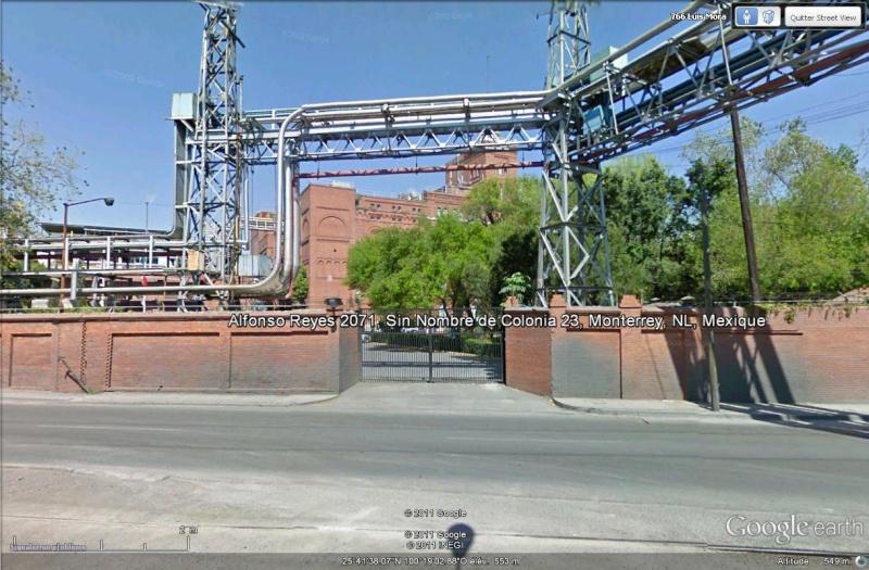 [Mexique] - Brasserie Cerveceria Cuauhtémoc, Monterrey Brasse14