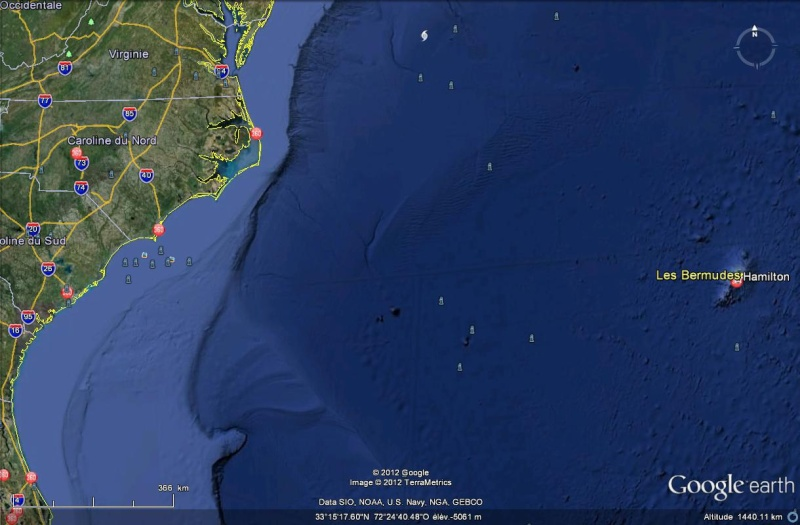 Ouragan Sandy : le célèbre voilier «Bounty» coulé Caroli10