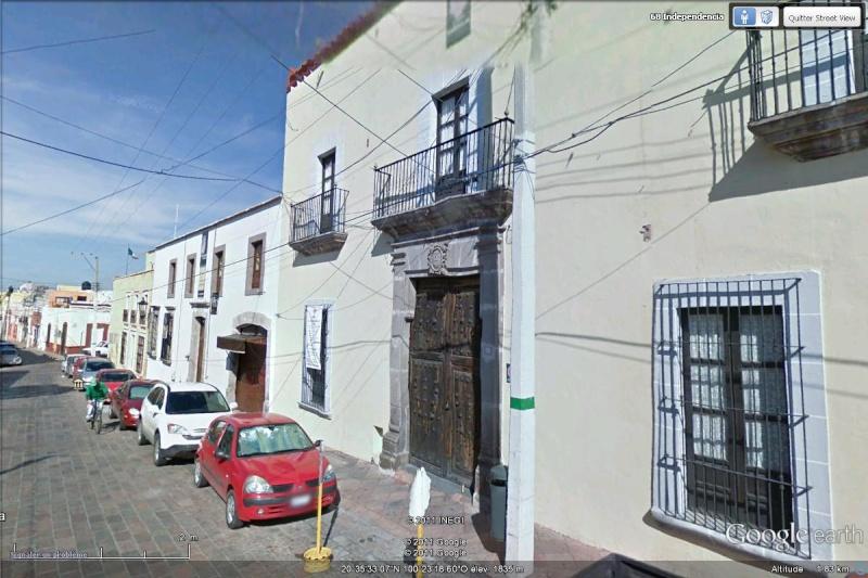 [Mexique] - Casa de la Zacatecana/Maison de Zacatecas Casa_s10