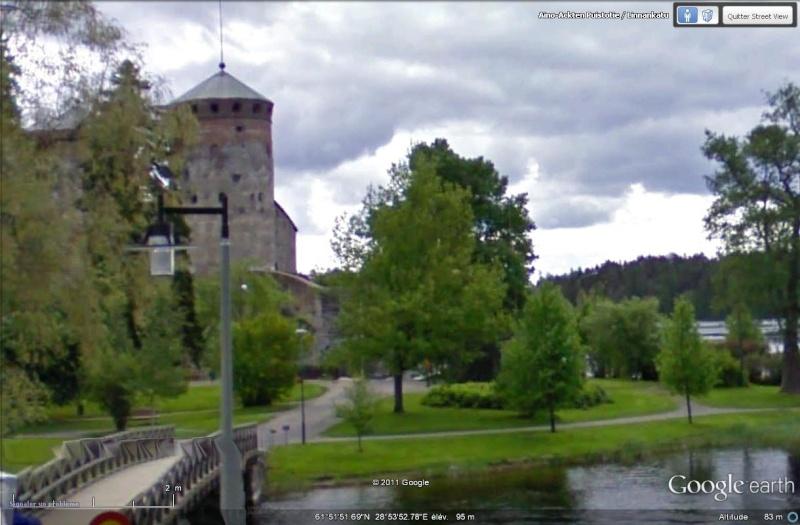 [Finlande] - Château de Olavinlinna (Savonlinna) Chatea27