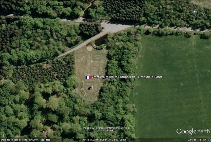 A la découverte des mémoriaux et cimetières militaires - Page 3 Cimeti19