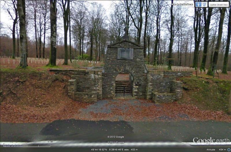 A la découverte des mémoriaux et cimetières militaires - Page 3 Cimeti20
