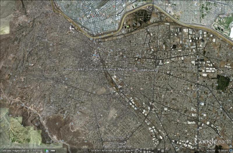 [Mexique] - Ciudad Juàrez, la ville la plus dangereuse du monde Ciudad10
