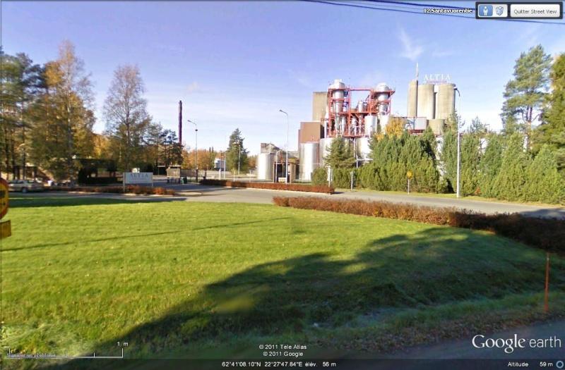 [Finlande] - Distillerie (Finlandia vodka) Altia corporation, Koskenkorva Distil15