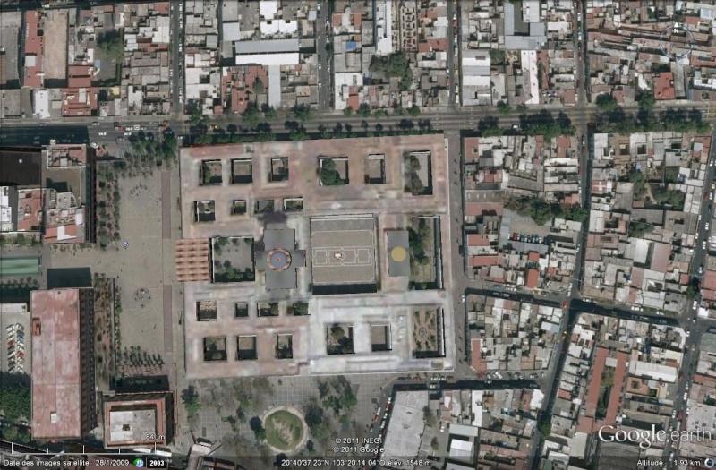 [Mexique] - Hospicio Cabanàs, Guadalajara Hospic10