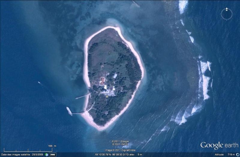 [Mexique] - Isla de sacrificios, Veracruz Ile10