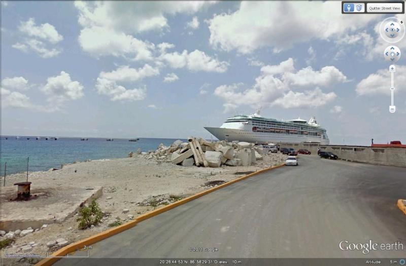 [Mexique] - Île de Cozumel Isla_211
