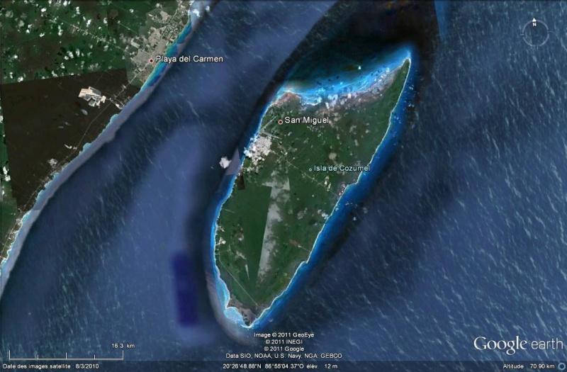 [Mexique] - Île de Cozumel Isla_d11