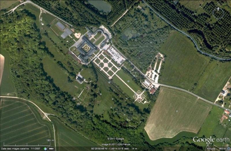 A la découverte de la Somme avec Google Earth Jardin10