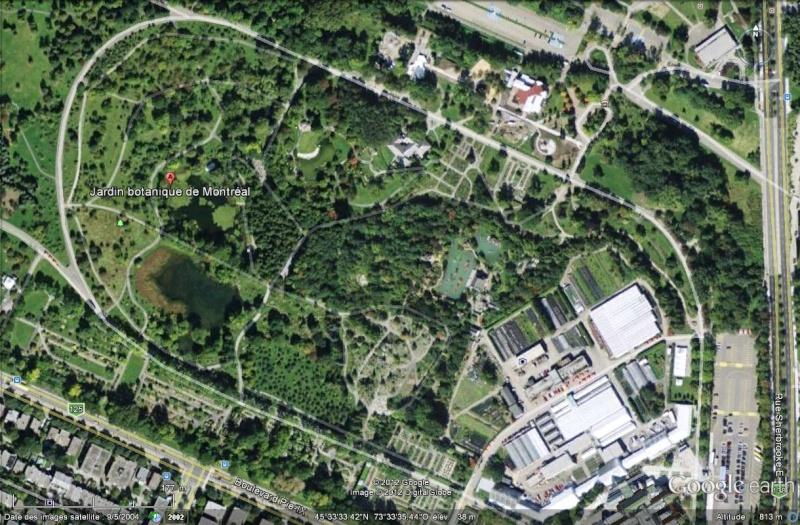 [Canada] - Jardin botanique Montréal Jardin15